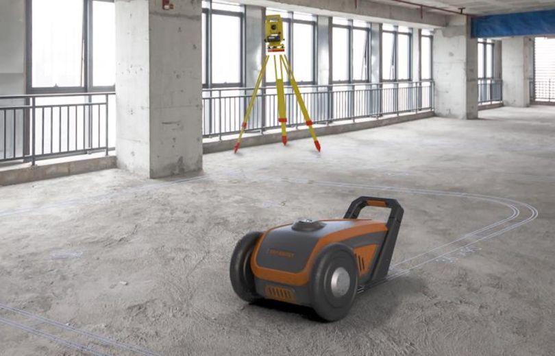 Dusty Robotics Silicon Valley Startups